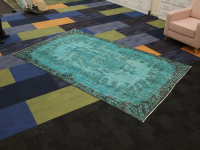 Isparta Overdyed Carpet